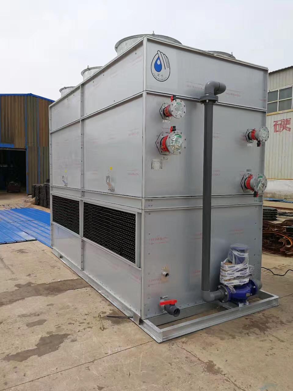 循环冷却封闭运转,所以不会被污染、浓缩、蒸发、飞溅,无须补充冷却,因而保障了相联设备的使用性能和寿命,大大降低日常维护难度。循环冷却因无阳光直射且不与空气接触,所以不会产生藻类和氧化物结晶从而保障整个系统高性能运行。无须停机保养维护,运行稳定安全,可减低相联设备故障率,适合需要连续运转的系统。
