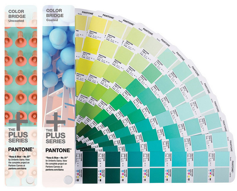 PANTONE色彩桥梁GP6102N 国际标准CU卡专色四色RGB/CMYK色卡