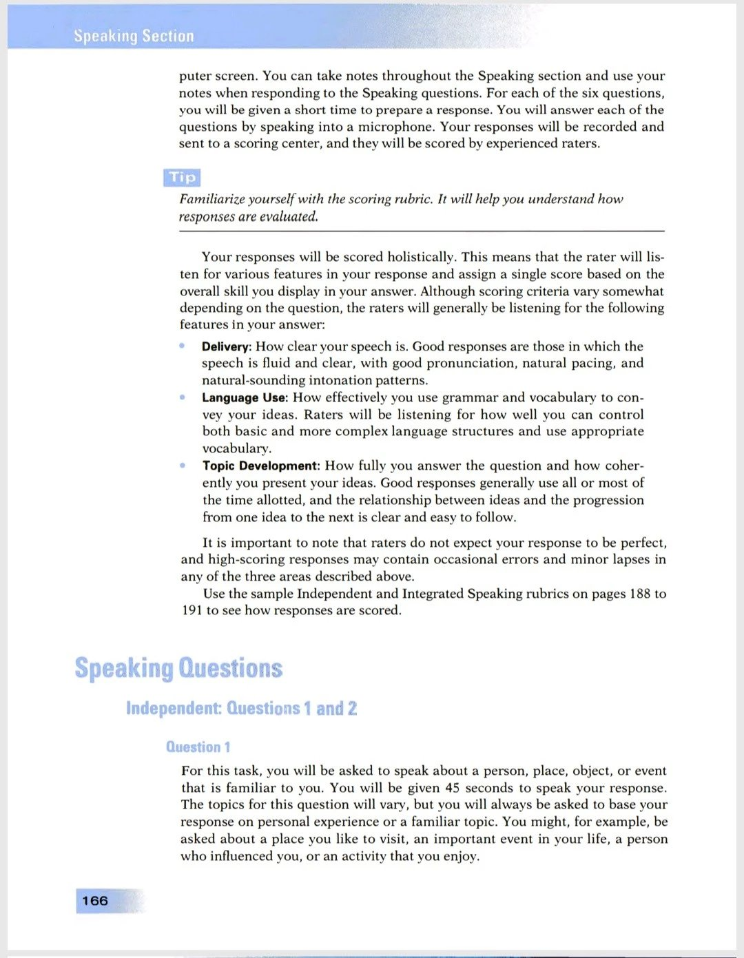 the official guide to the toefl test 第 五 版