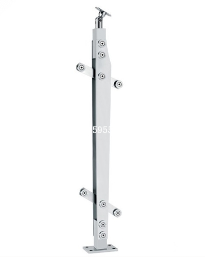 不銹鋼鋁鎂合金立柱