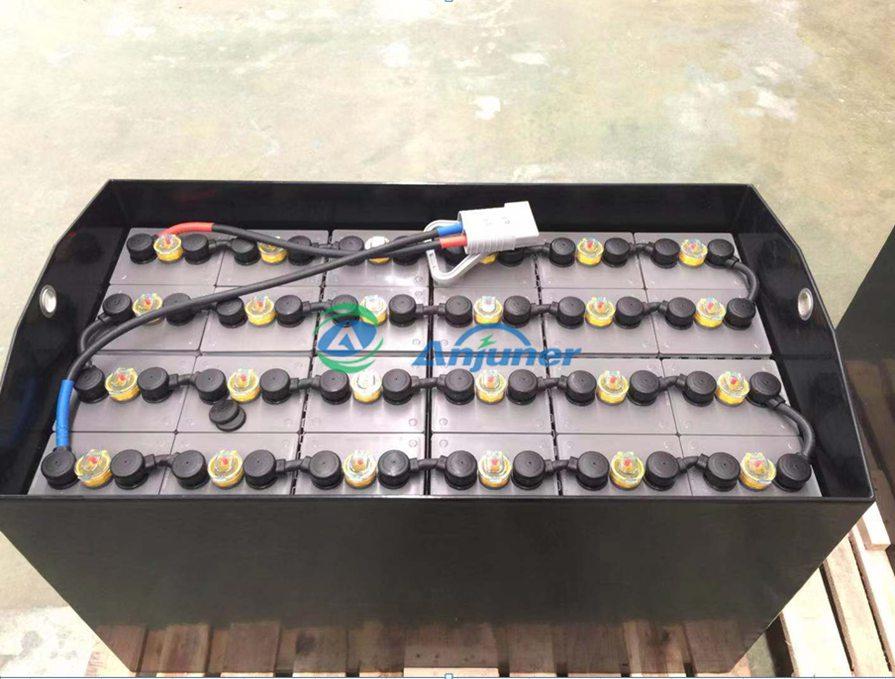 Anjuner叉车电池
