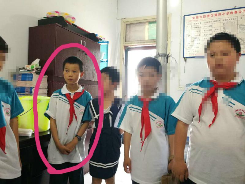 """请转发!10岁""""留守儿童""""邱宗豪7月12日失踪至今,请大家帮忙寻找!"""