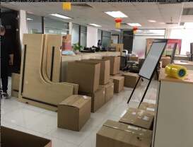 【北京搬家公司】北京搬家公司辦公室搬遷注意事項