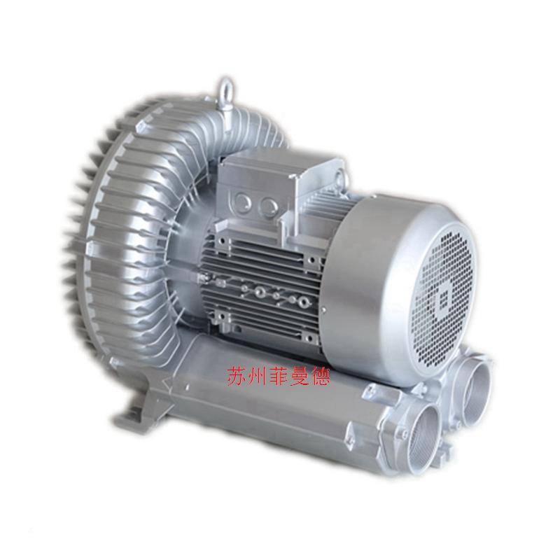 旋涡气泵在上料机上起什么作用?
