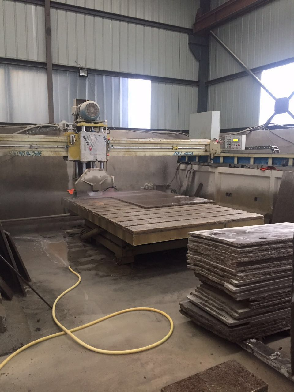 承德绿石材加工薄板·火烧板