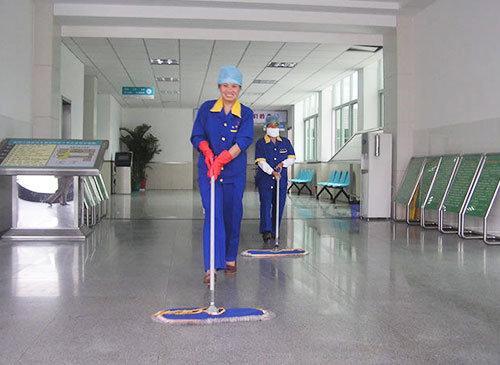 公區保潔托管
