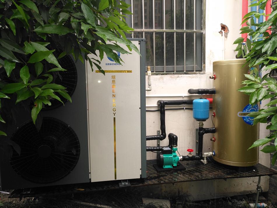 别墅空气能冷暖两联供