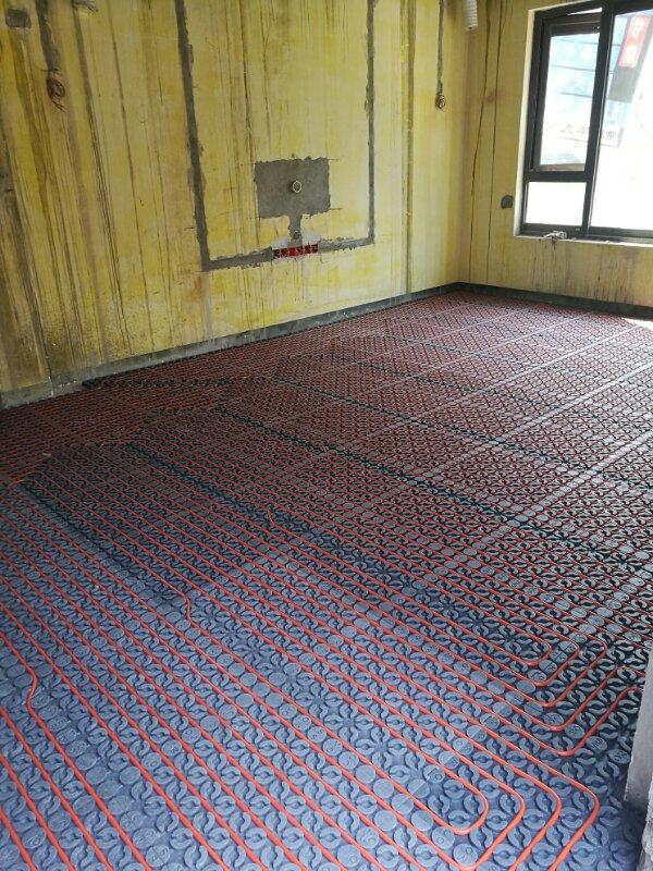 空气能毛细管地暖、空调、热水三联供系统