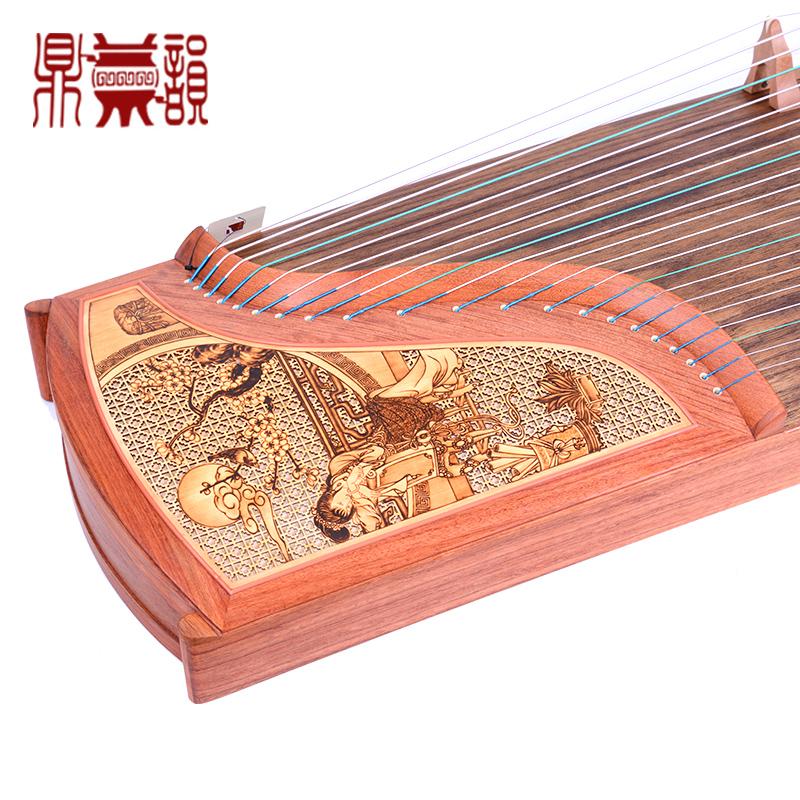 鼎韵903-L古筝(霓裳月色)