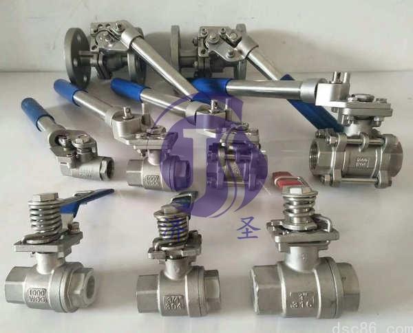 弹簧自动复位球阀-马来西亚品牌