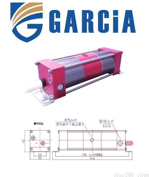 進口空氣增壓泵MPV02