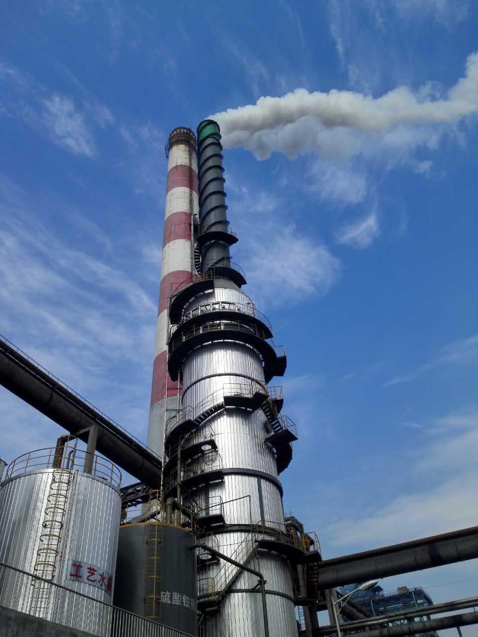 平煤集团中鸿焦化氨法脱硫