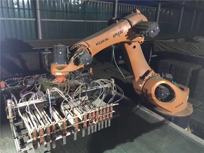武汉kuka机器人维修