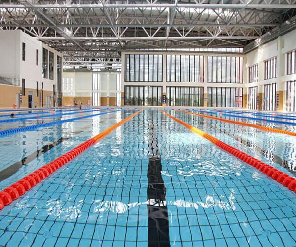 陜西健身房游泳池水處理工程