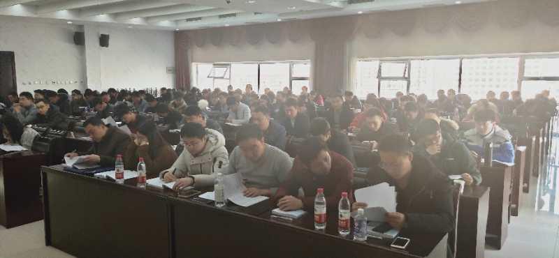 第三十四期环境保护设施运营培训班在石家庄举办
