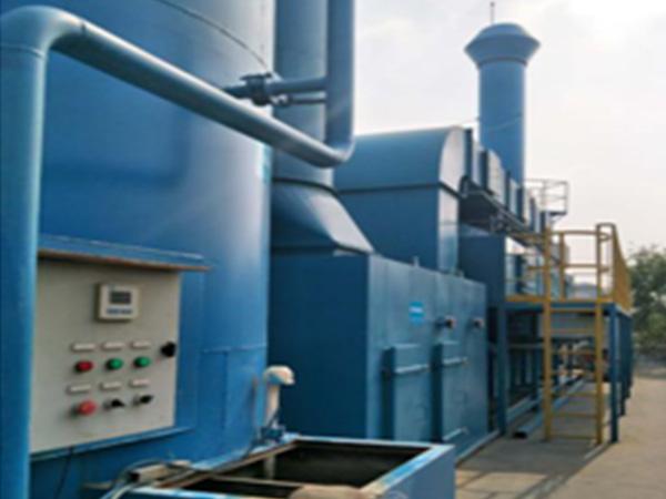 工业废气处理技术
