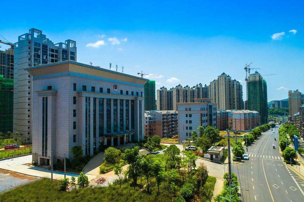 桂阳县司法局