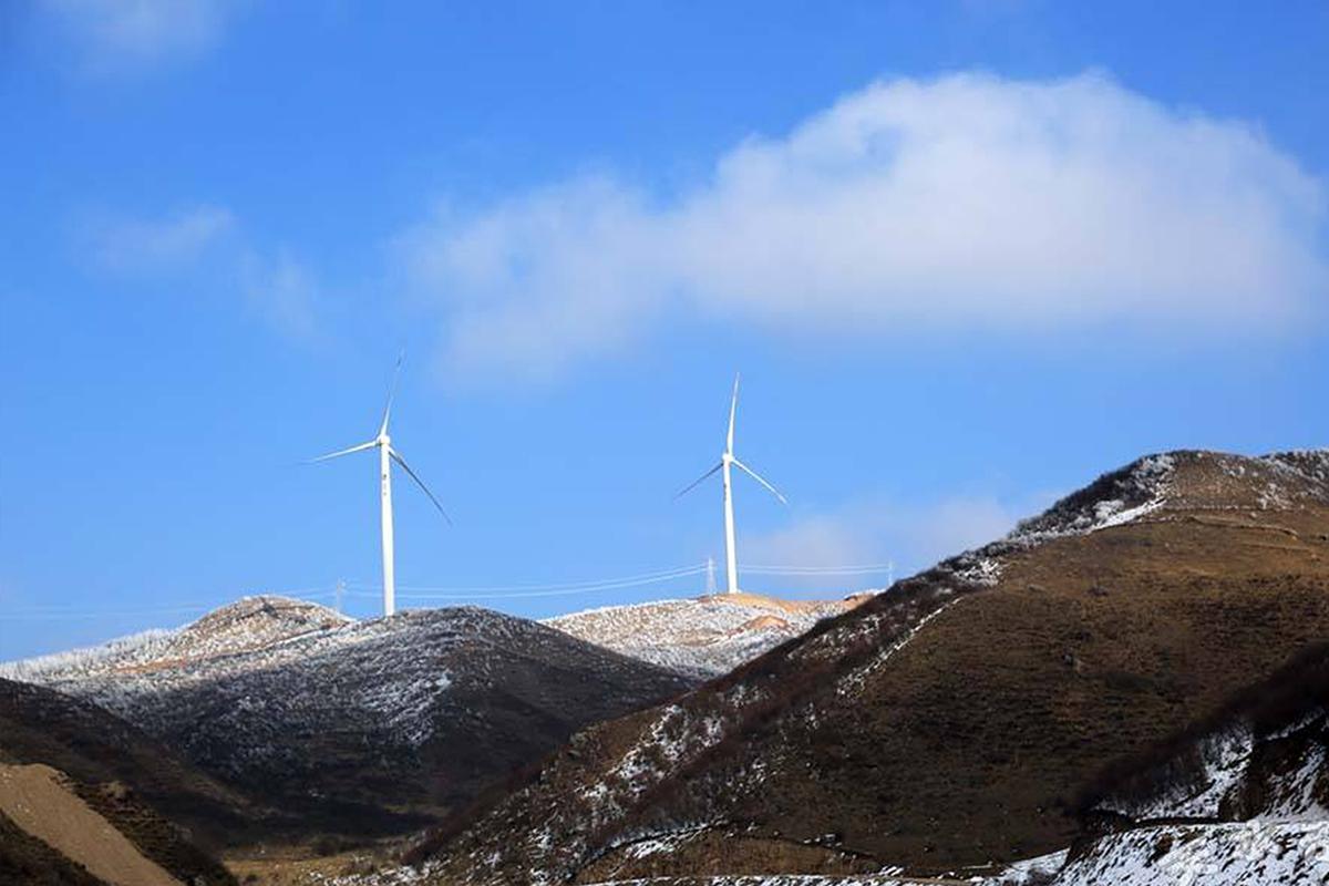 三峡新能源天水张家川风电场二期(50MW)工程