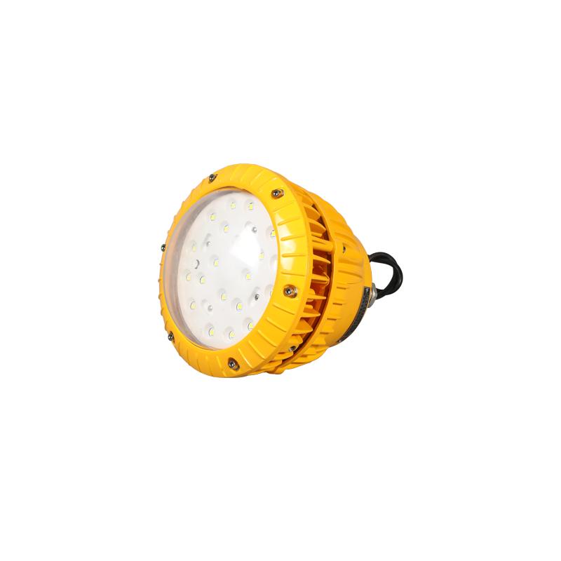 粉塵車間免維護LED防爆投光燈-壁掛式