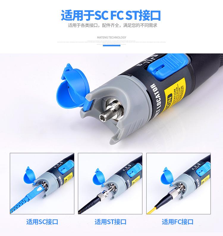 SC/FC/ST接口通用