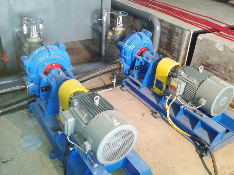 L型渣浆泵铁矿