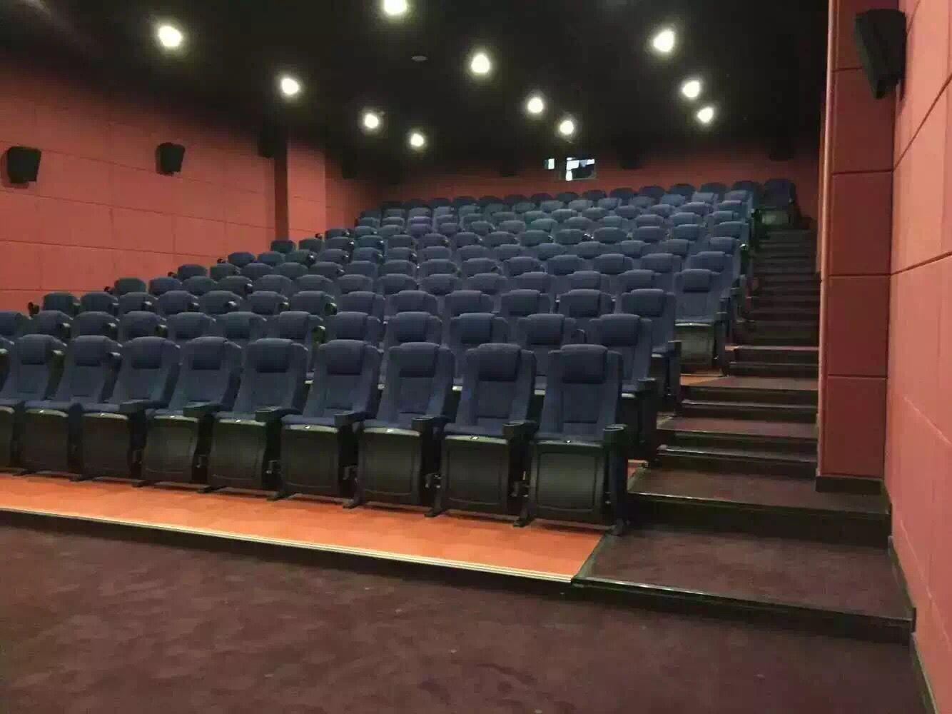 南昌万达旅游城影院吸音工程