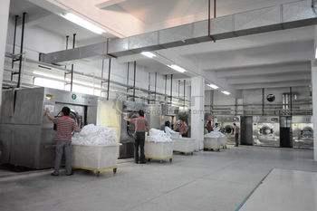 大型水洗機-南寧俊潔洗滌廠