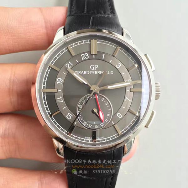 【TF厂】芝柏男表系列49544-52-23双时区GMT机械腕表