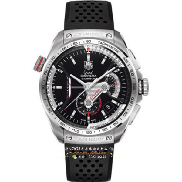 【V6厂】豪雅超级卡莱拉系列CAV5115.FT6019计时腕表