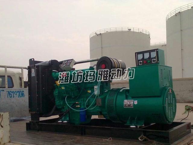 济南加油站推销150KW发机电组消防范用