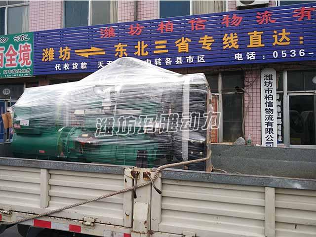 辽宁养殖户推销100KW备用发机电组