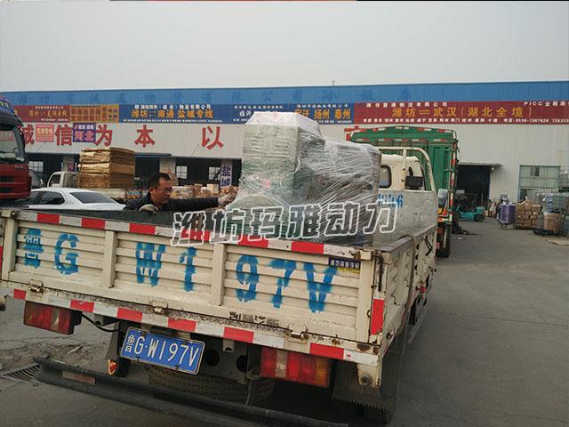 武汉客户推销30KW柴油发机电