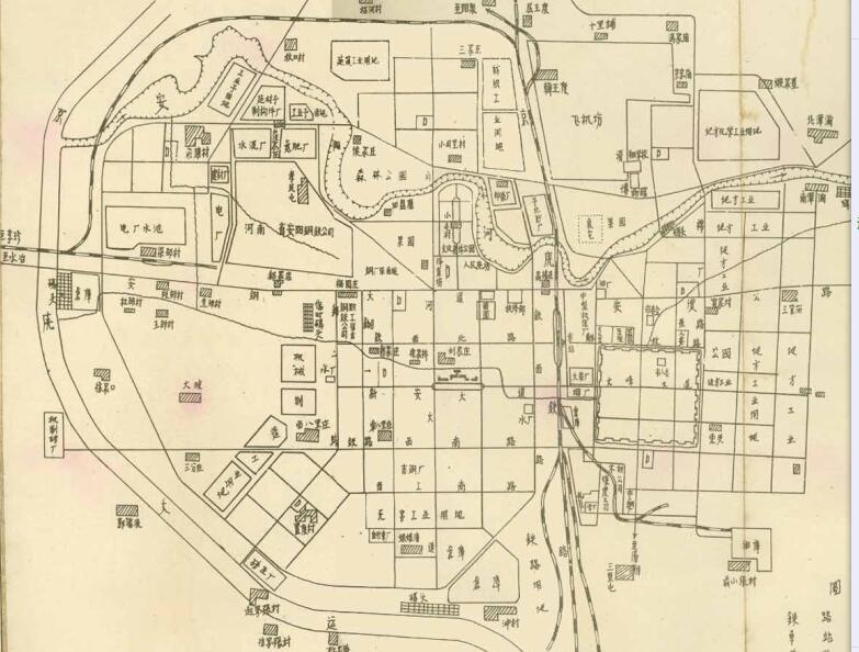 历史老地图