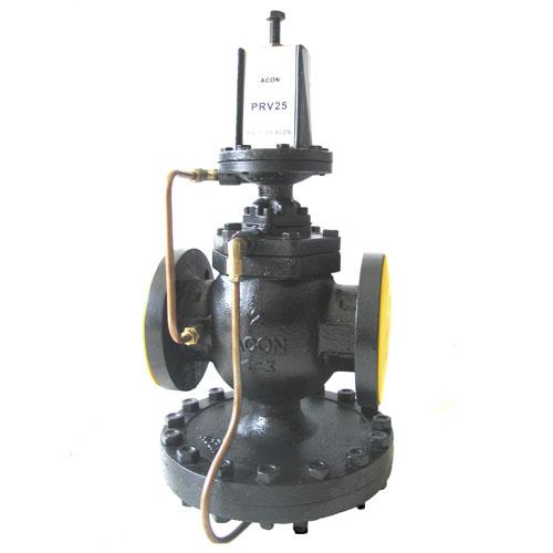 PRV25先導隔膜式蒸汽減壓閥