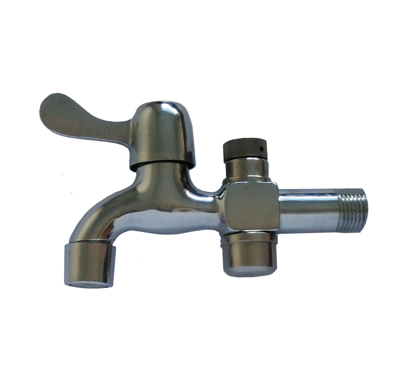 WVBZP不锈钢压力型真空破坏组合水嘴/水龙头