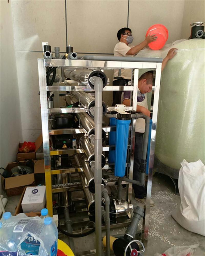 善纯3吨超纯水设备工程案例