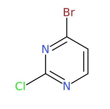 885702-34-1  4-BROMO-2-CHLOROPYRIMIDINE