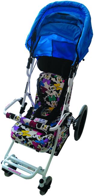 脑瘫儿童轮椅