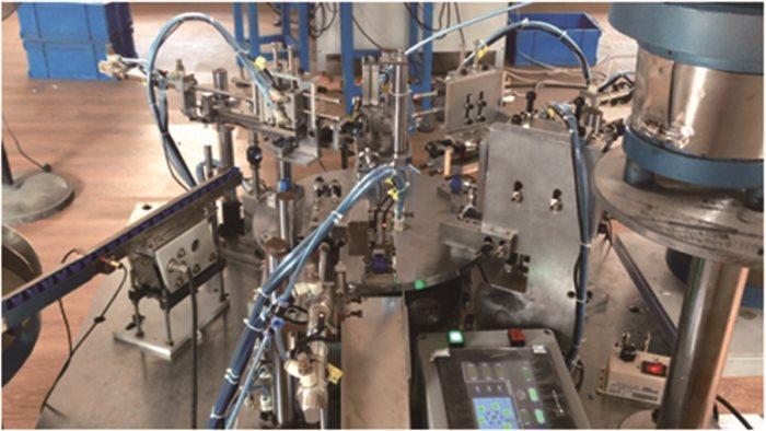 光纖耦合自動裝配機