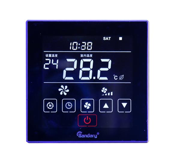 智能温控器(风机盘管)