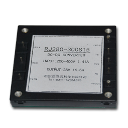 50W-350W半磚高壓電源模塊