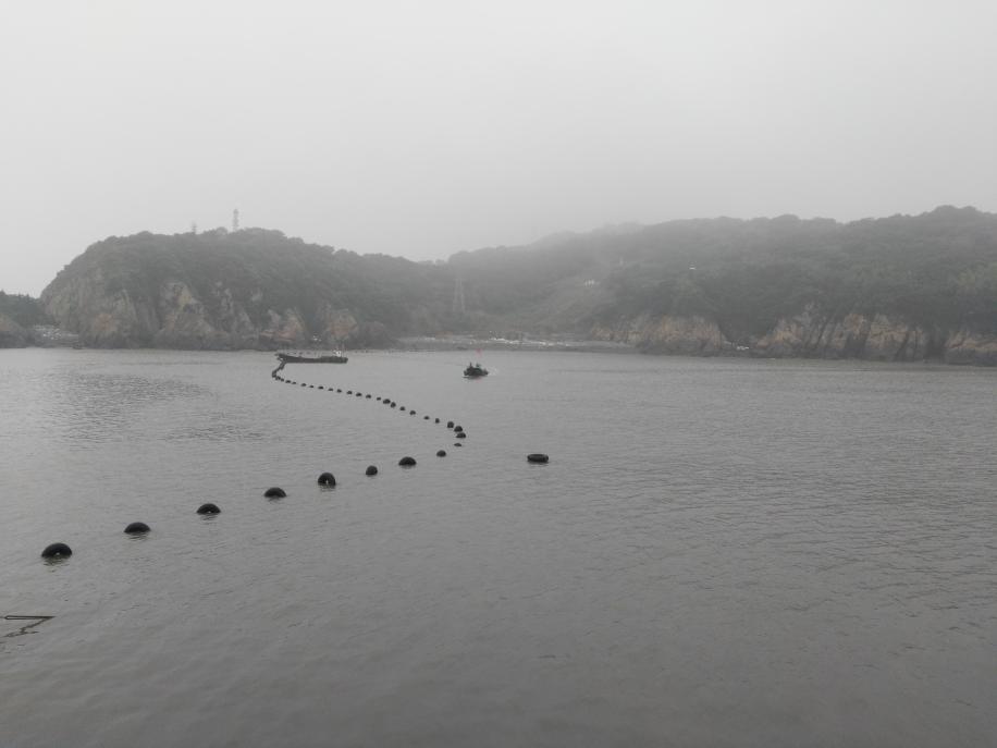 大洋山-小洋山海底电缆工程