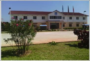 赞比亚公司大楼