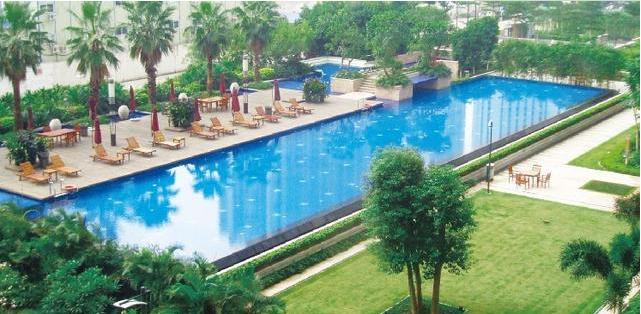 泳池设备_ 泳池一体化设备的优势
