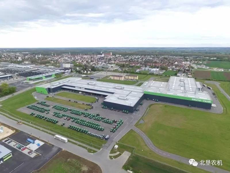 道依茨-法尔德国新工厂投入生产,是该公司最大单项投资