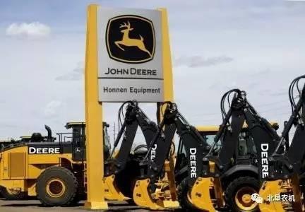 约翰迪尔约300亿元收购德国民营企业维特根集团