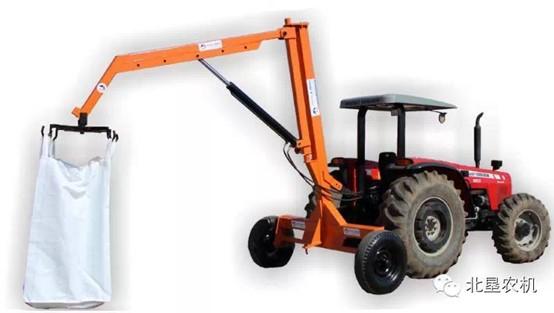 播种机伴侣——JF-1000型高效加肥机
