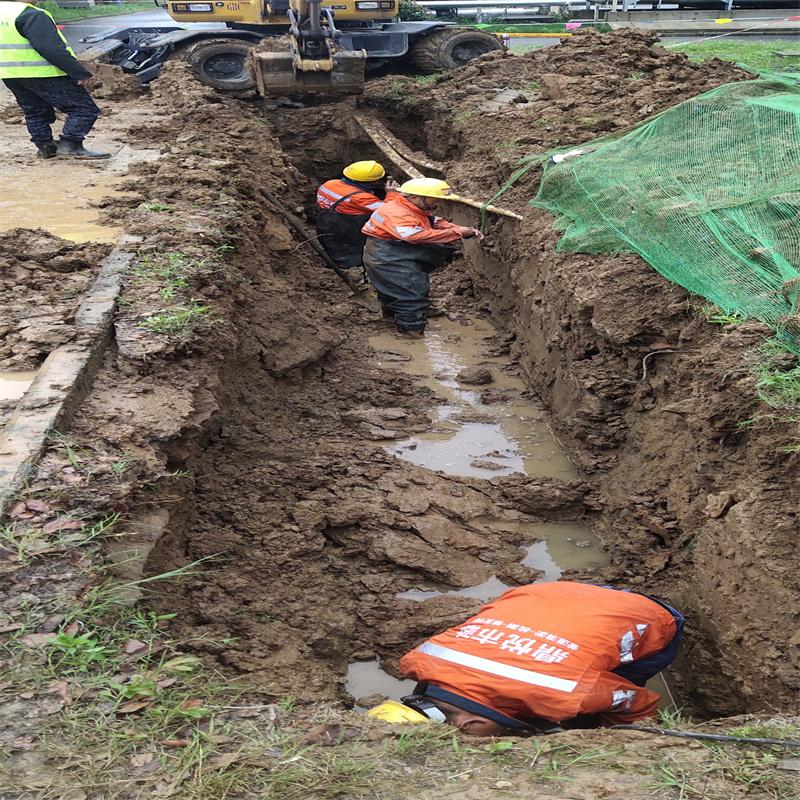 排水管道改造