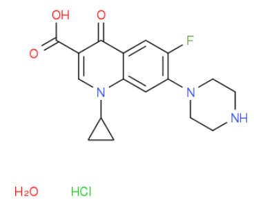 86393-32-0;环丙沙星盐酸盐一水合物