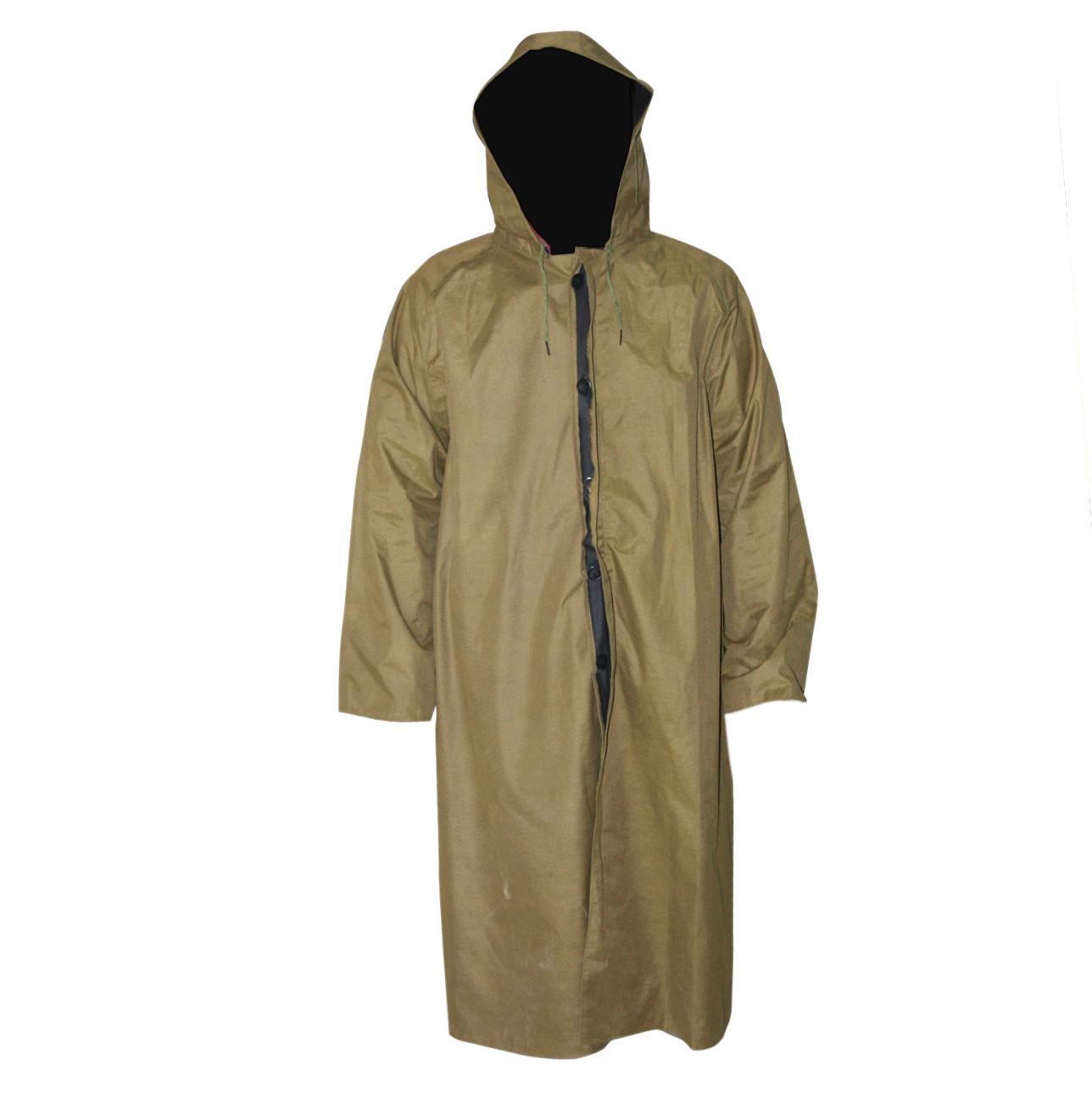 純棉長雨衣
